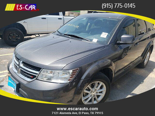 2014 Dodge Journey for sale at Escar Auto in El Paso TX