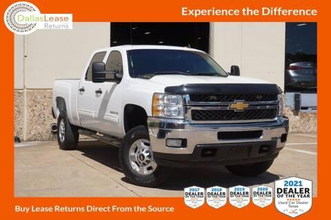 2013 Chevrolet Silverado 2500HD for sale at Dallas Auto Finance in Dallas TX