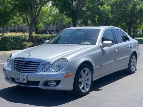 2007 Mercedes-Benz E-Class for sale at Silmi Auto Sales in Newark CA