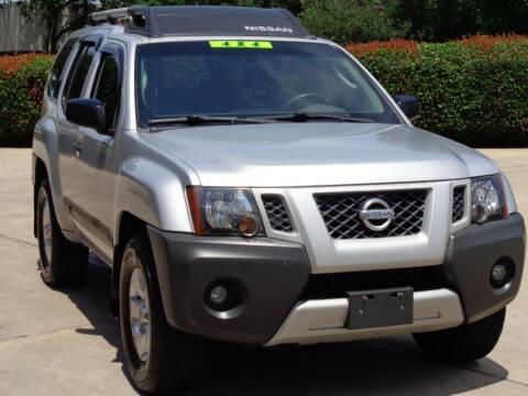 2011 Nissan Xterra for sale at Auto Starlight in Dallas TX