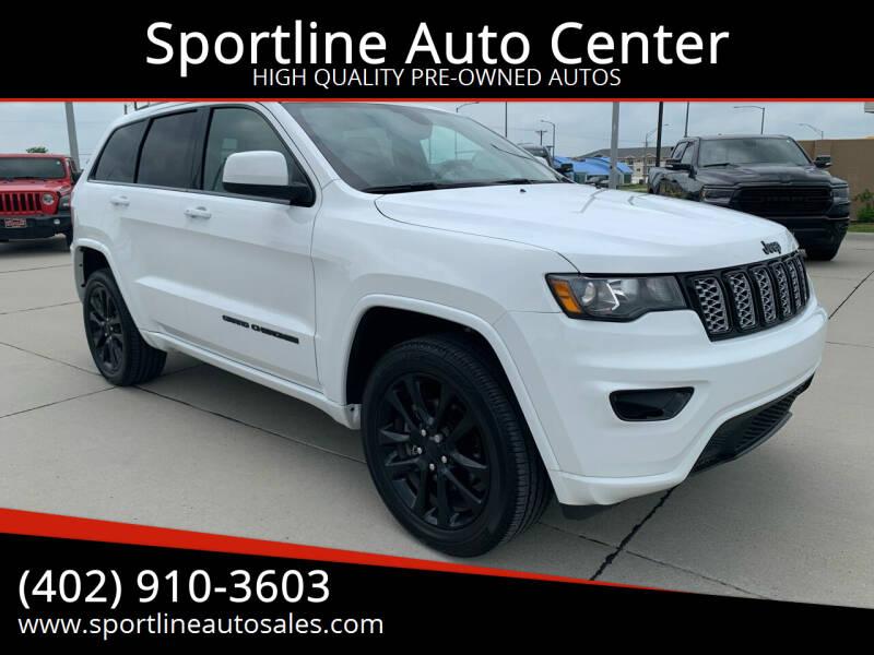 2020 Jeep Grand Cherokee for sale at Sportline Auto Center in Columbus NE