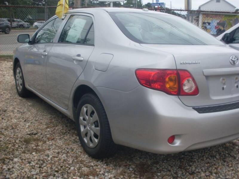 2009 Toyota Corolla for sale at Flag Motors in Islip Terrace NY