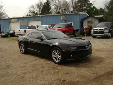2014 Chevrolet Camaro for sale at Tom Boyd Motors in Texarkana TX