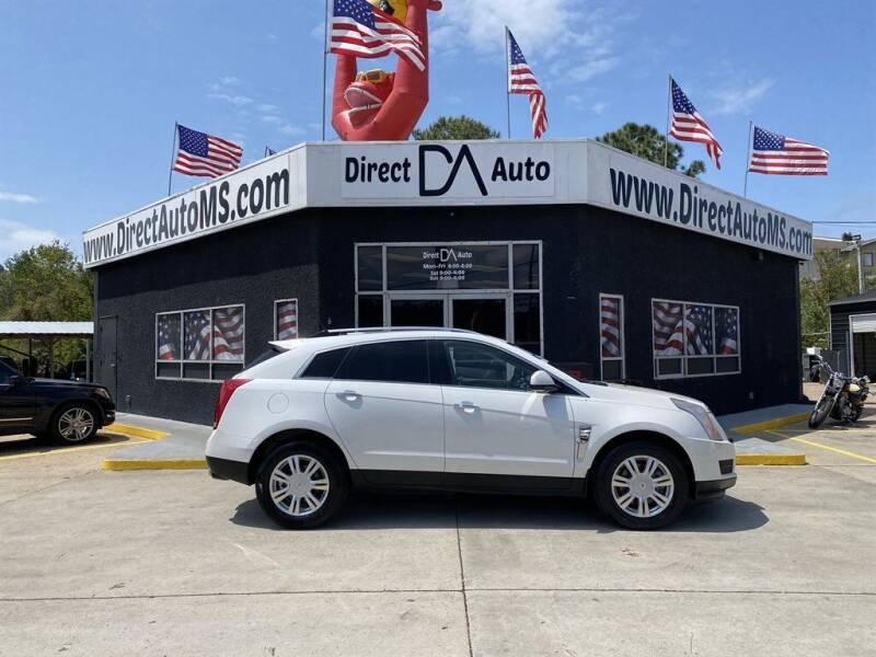 2011 Cadillac SRX for sale at Direct Auto in D'Iberville MS
