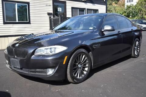 2012 BMW 5 Series for sale at ZIPMOTOR.COM in Arlington VA