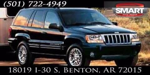2004 Jeep Grand Cherokee for sale at Smart Auto Sales of Benton in Benton AR