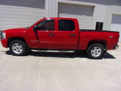 2010 Chevrolet Silverado 1500 for sale at DJ Motor Company in Wisner NE