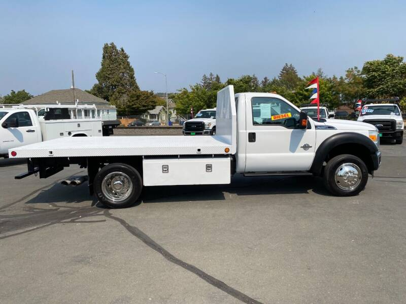 2011 Ford F-550 Super Duty for sale at Greenbergs Quality Motors in Napa CA