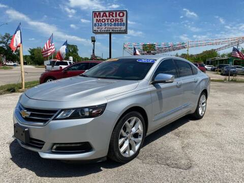 2018 Chevrolet Impala for sale at Mario Motors in South Houston TX