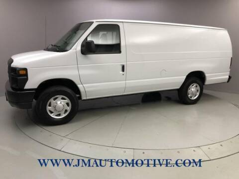 2014 Ford E-Series Cargo for sale at J & M Automotive in Naugatuck CT