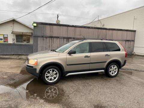 2005 Volvo XC90 for sale at Shooters Auto Sales in Fort Worth TX