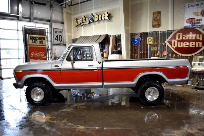 1977 Ford F-150 for sale at Cool Classic Rides in Redmond OR
