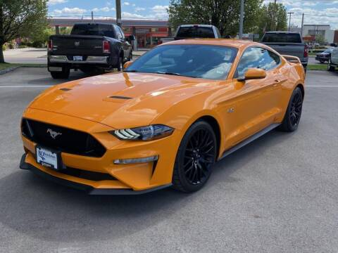 2018 Ford Mustang for sale at St. Louis Used Cars in Ellisville MO