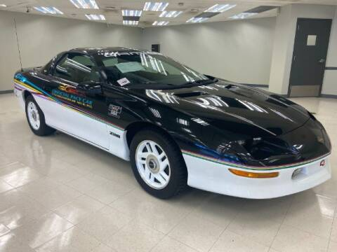 1993 Chevrolet Camaro for sale at Adams Auto Group Inc. in Charlotte NC