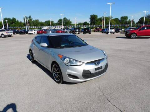 2012 Hyundai Veloster for sale at Ray Skillman Hoosier Ford in Martinsville IN