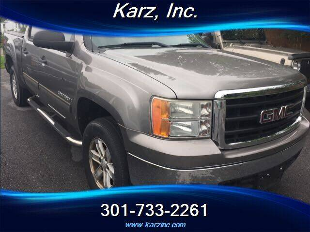 2008 GMC Sierra 1500 for sale at Karz INC in Funkstown MD