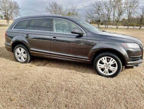 2011 Audi Q7 for sale at Motorsota in Becker MN