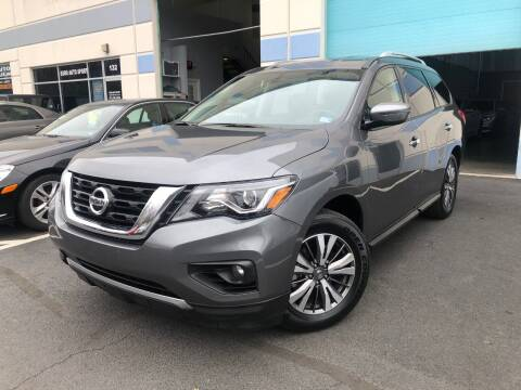 2019 Nissan Pathfinder for sale at Best Auto Group in Chantilly VA
