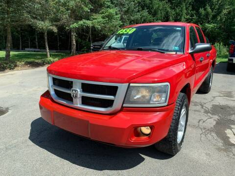 2010 Dodge Dakota for sale at SMS Motorsports LLC in Cortland NY