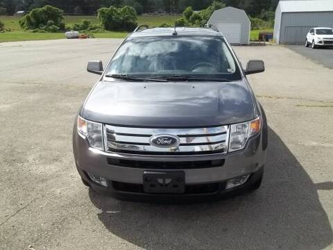 2010 Ford Edge for sale at Gilliam Motors Inc in Dillwyn VA