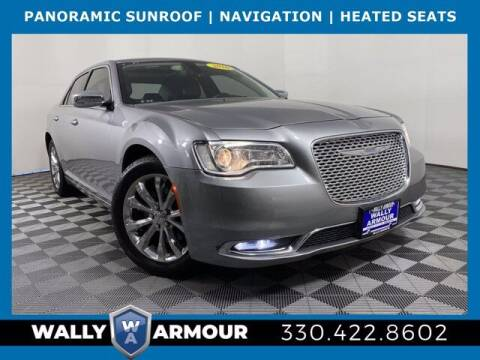 2016 Chrysler 300 for sale at Wally Armour Chrysler Dodge Jeep Ram in Alliance OH