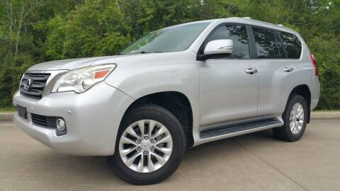 2011 Lexus GX 460 for sale at Houston Auto Preowned in Houston TX