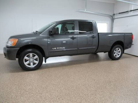 2011 Nissan Titan for sale at HTS Auto Sales in Hudsonville MI
