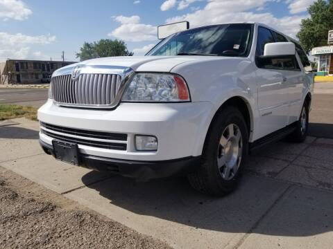 2006 Lincoln Navigator for sale at Alpine Motors LLC in Laramie WY
