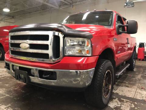 2006 Ford F-250 Super Duty for sale at Paley Auto Group in Columbus OH