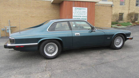 1993 Jaguar XJ-Series for sale at LENTZ USED VEHICLES INC in Waldo WI
