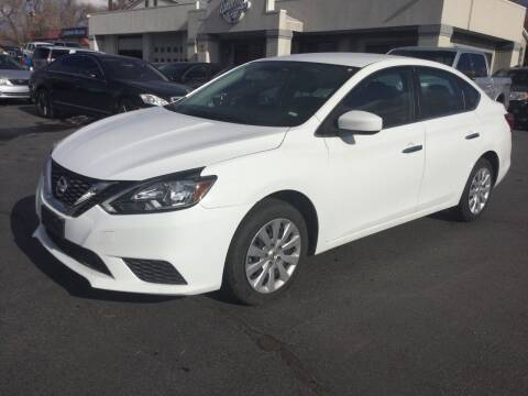 2019 Nissan Sentra for sale at Beutler Auto Sales in Clearfield UT