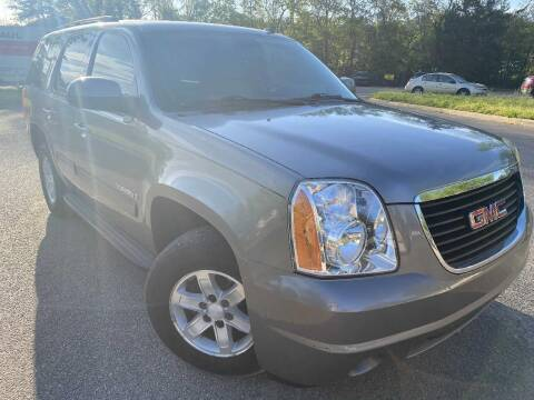 2009 GMC Yukon for sale at The Auto Depot in Raleigh NC