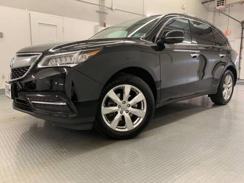 2016 Acura MDX for sale at TOWNE AUTO BROKERS in Virginia Beach VA
