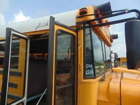 2000 International AmTran for sale at Interstate Bus Sales Inc. in Wallisville TX