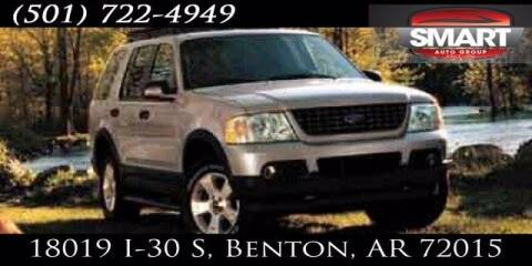 2003 Ford Explorer for sale at Smart Auto Sales of Benton in Benton AR
