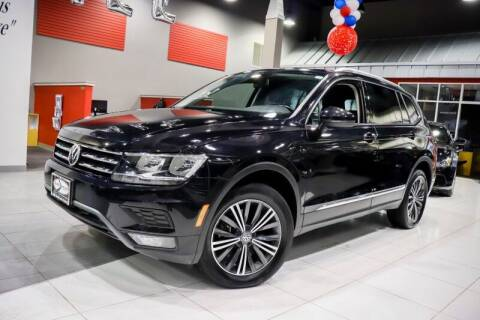 2018 Volkswagen Tiguan for sale at Quality Auto Center in Springfield NJ