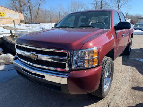 2013 Chevrolet Silverado 1500 for sale at 51 Auto Sales Ltd in Portage WI