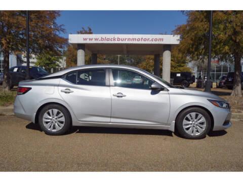 2020 Nissan Sentra for sale at BLACKBURN MOTOR CO in Vicksburg MS
