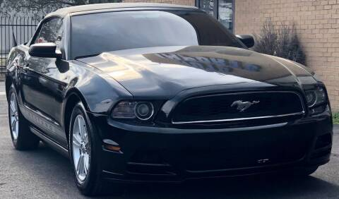 2013 Ford Mustang for sale at Auto Imports in Houston TX