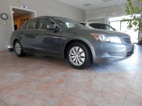 2010 Honda Accord for sale at ABSOLUTE AUTO CENTER in Berlin CT