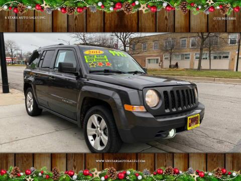 2014 Jeep Patriot for sale at 6 STARS AUTO SALES INC in Chicago IL