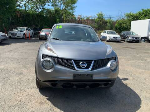 2012 Nissan JUKE for sale at 77 Auto Mall in Newark NJ