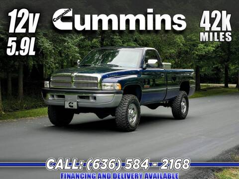 1995 Dodge Ram Pickup 2500 for sale at Gateway Car Connection in Eureka MO