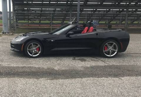 2014 Chevrolet Corvette for sale at Classic Car Deals in Cadillac MI