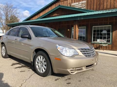 2008 Chrysler Sebring for sale at Coeur Auto Sales in Hayden ID