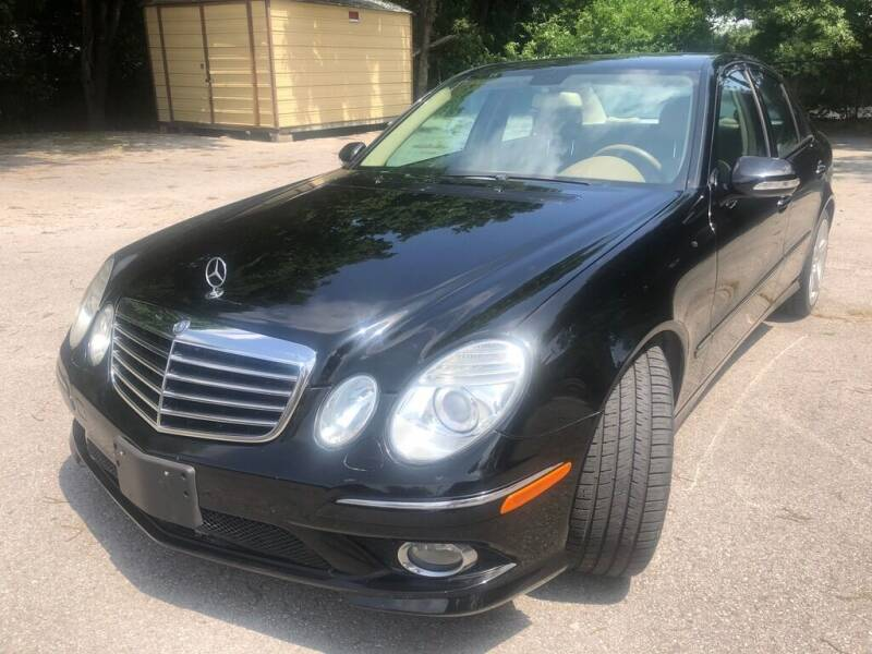2009 Mercedes-Benz E-Class for sale at Guero's Auto Sales in Austin TX