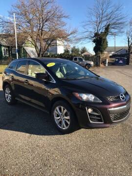 2010 Mazda CX-7 for sale at Worldwide Auto Sales in Fall River MA