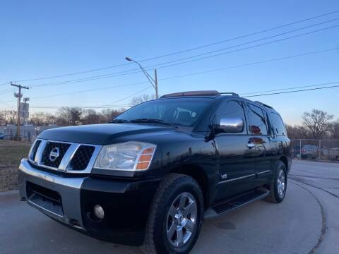 2007 Nissan Armada for sale at Xtreme Auto Mart LLC in Kansas City MO