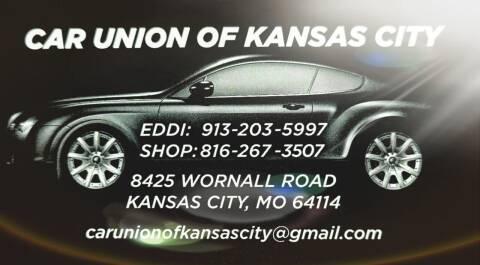 2009 Chevrolet Cobalt for sale at Car Union Of Kansas City in Kansas City MO