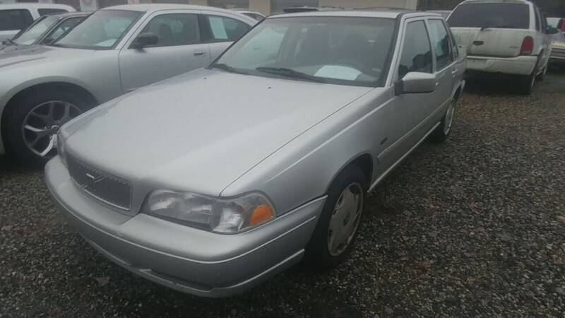 1998 Volvo S70 for sale at Billy's Auto Sales in Winston Salem NC